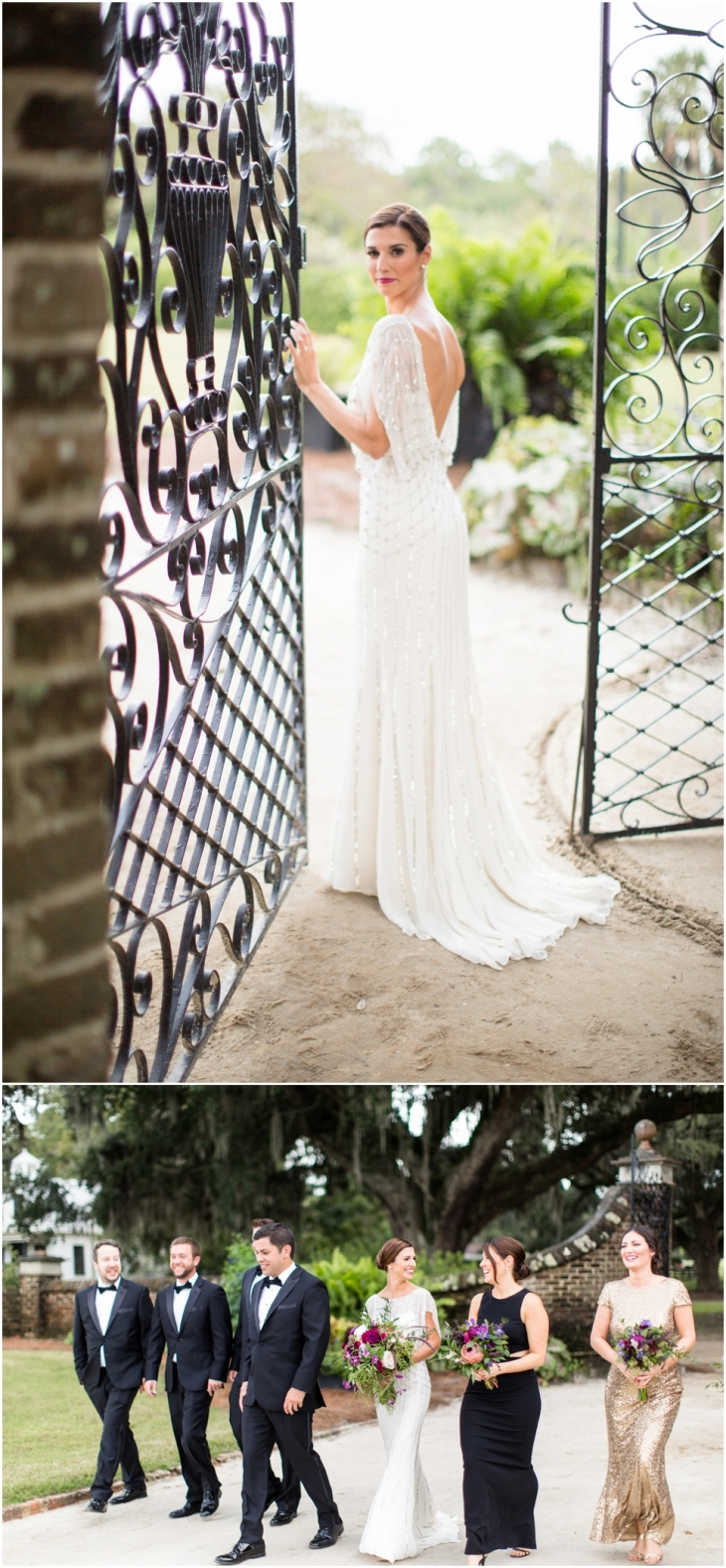 boone hall plantation wedding photographer