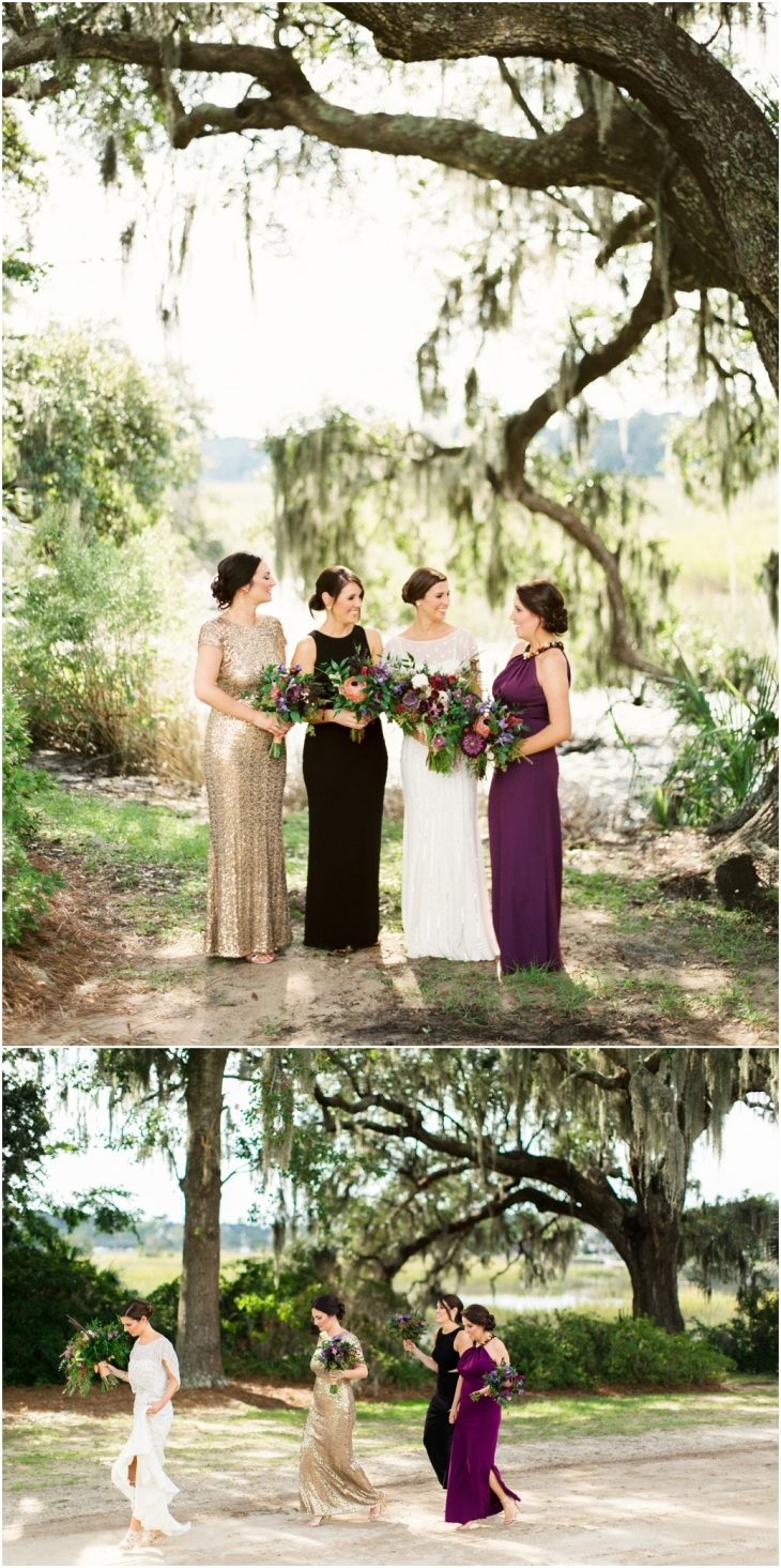 boone hall plantation wedding photographers