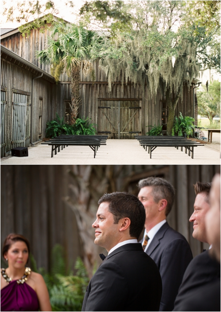cotton dock wedding
