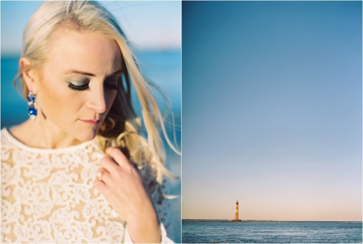 Folly Beach Engagement Pictures