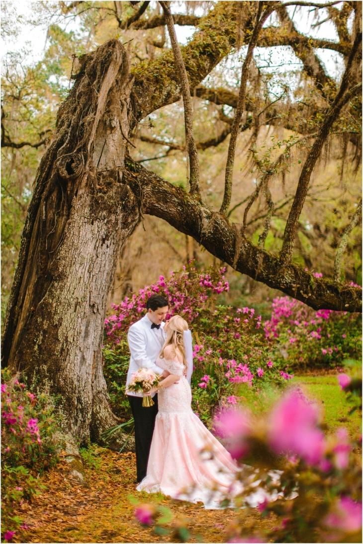 Magnolia Plantation Spring Weddings