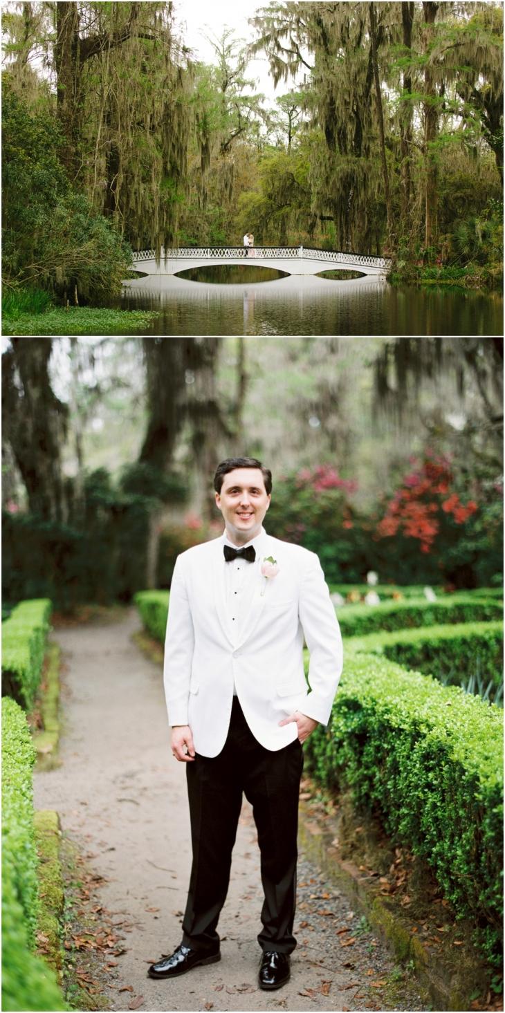 Charleston groom