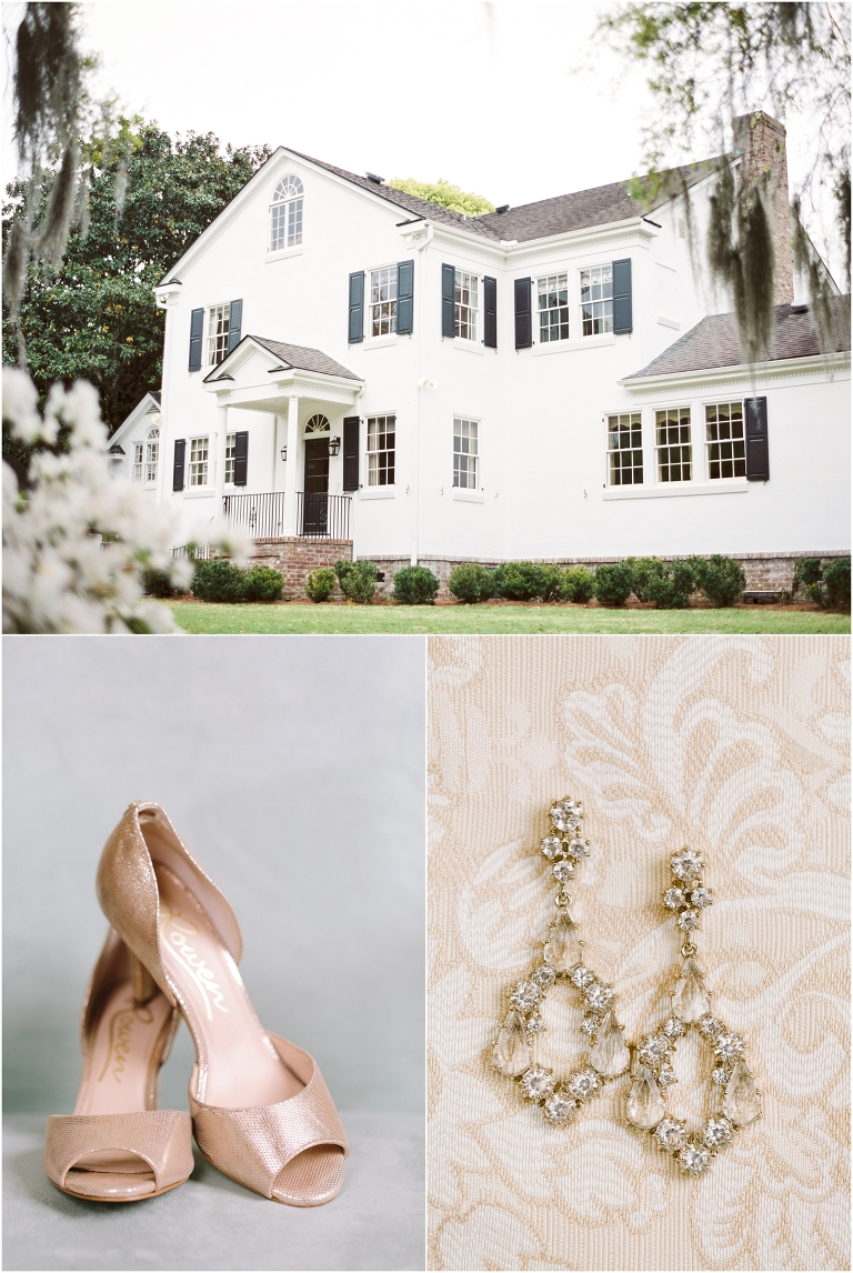 Legare Waring House Wedding