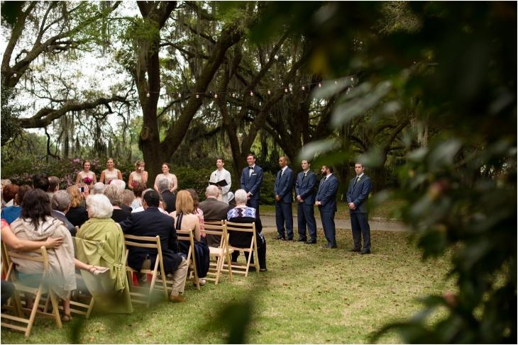Legare Waring House Wedding ceremonies