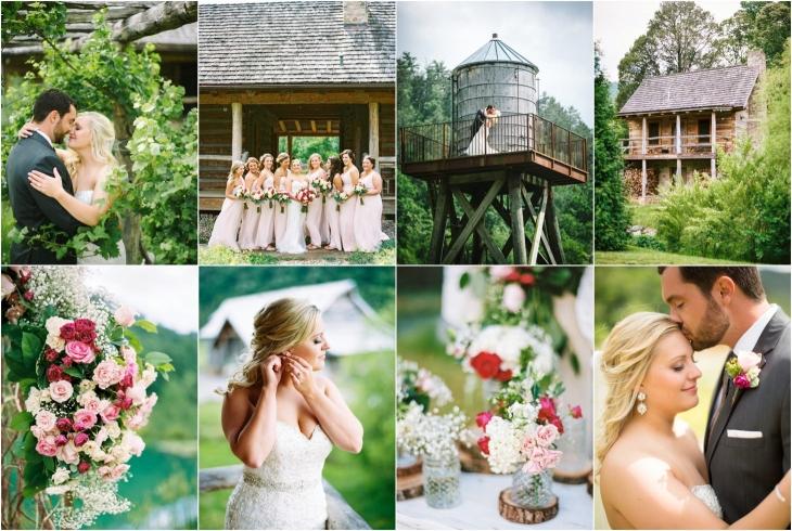 Pure Water Farm Wedding