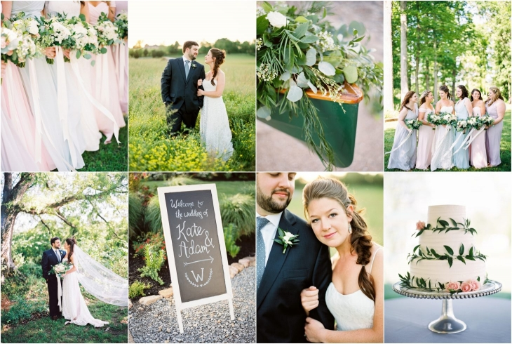 Pleasant Hill Vineyards Wedding