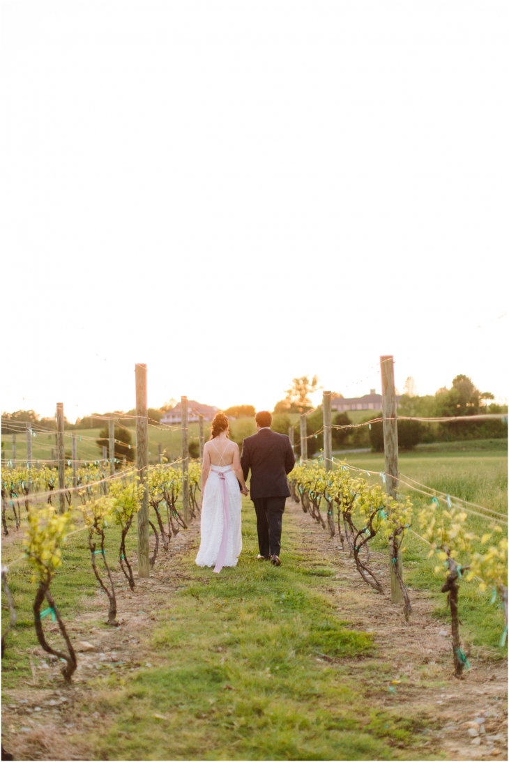 Pleasant Hill Vineyards Weddings