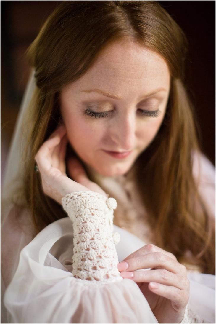 Spence Cabin Bride