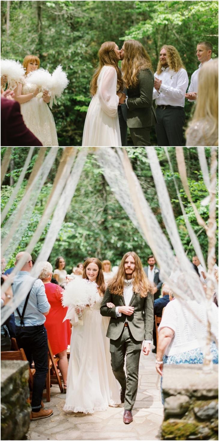 wedding photos spence cabin