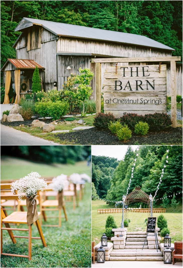 Barn At Chestnut Springs weddings