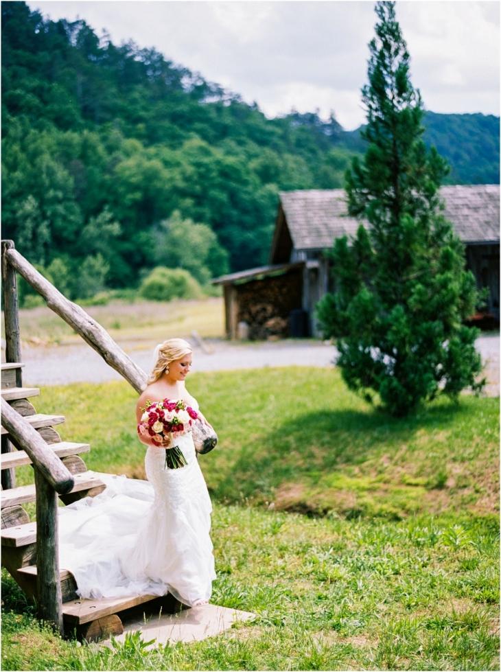 Pure Water Farm Bridal portraits