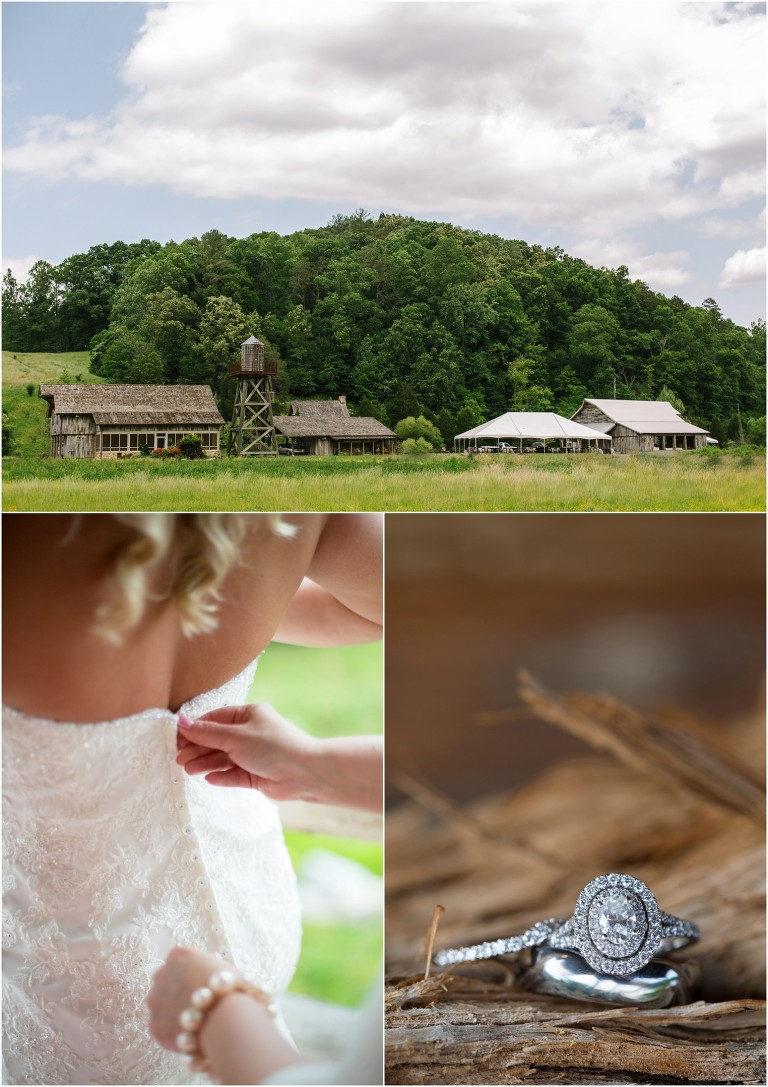 Pure Water Farm Wedding