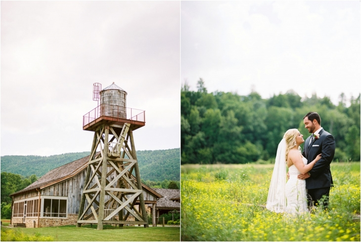 Pure Water Farm Wedding picture