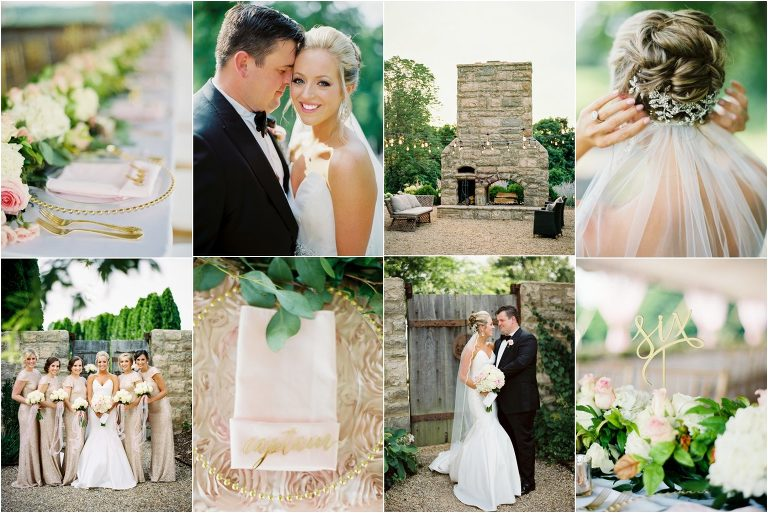 Chateau Selah Wedding