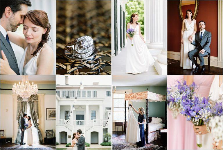 Taylor Grady House Wedding