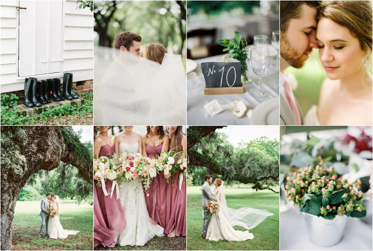 McLeod Plantation Wedding
