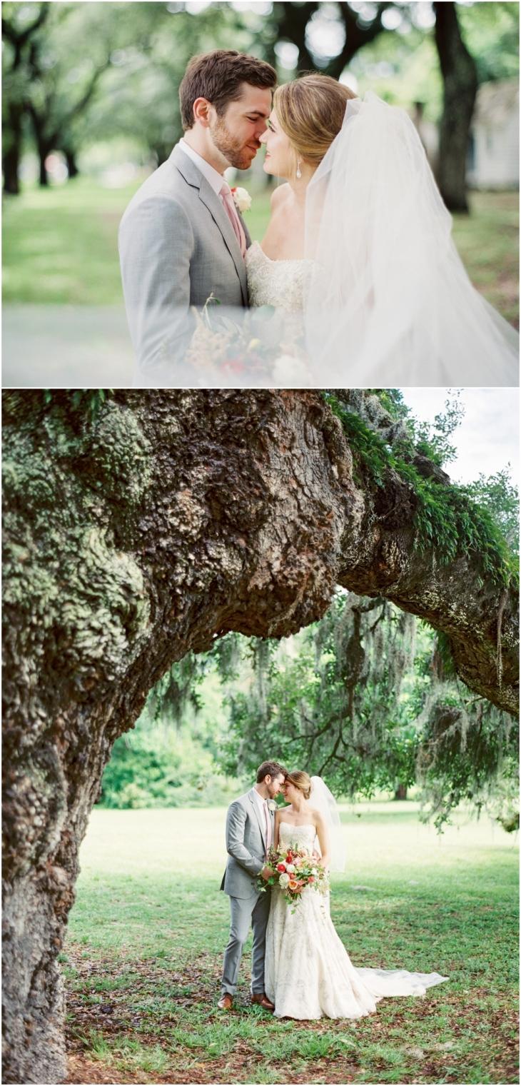 McLeod Plantation wedding pics