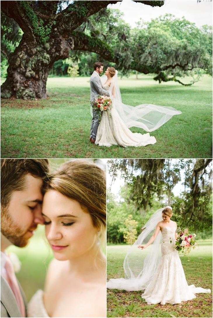 McLeod Plantation weddings