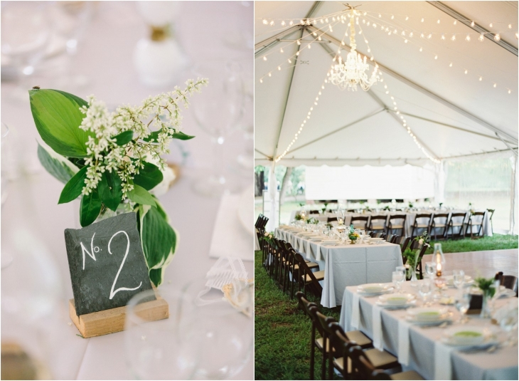 charleston wedding decor