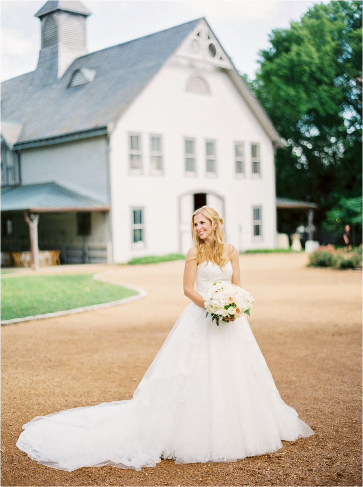 belle meade plantation bride