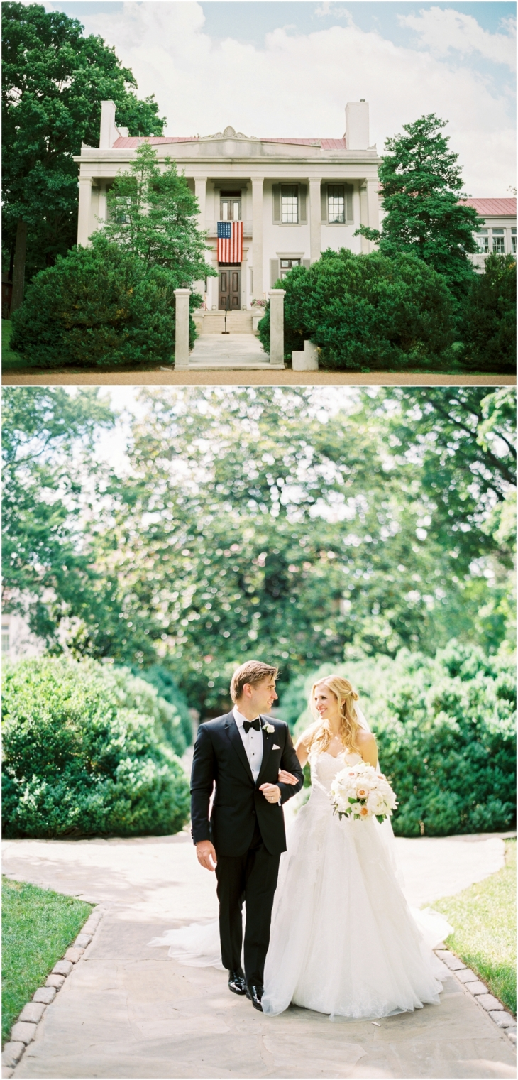 belle meade plantation wedding photos