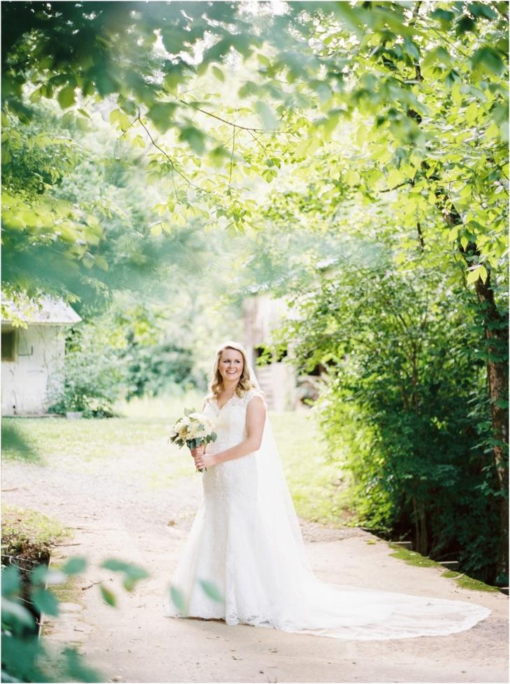 Daras Garden bridal photos