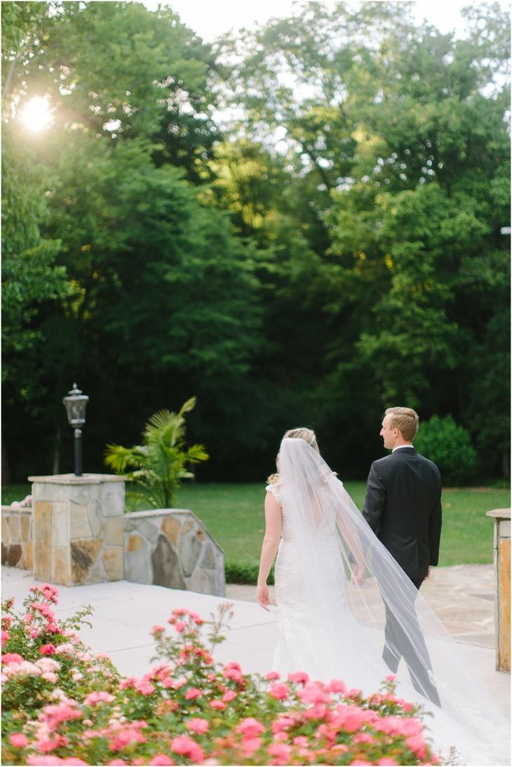 Daras Garden wedding photo
