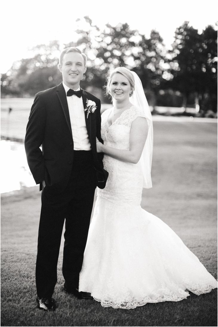 Fox den wedding picture