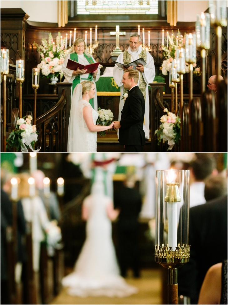 knoxville church wedding
