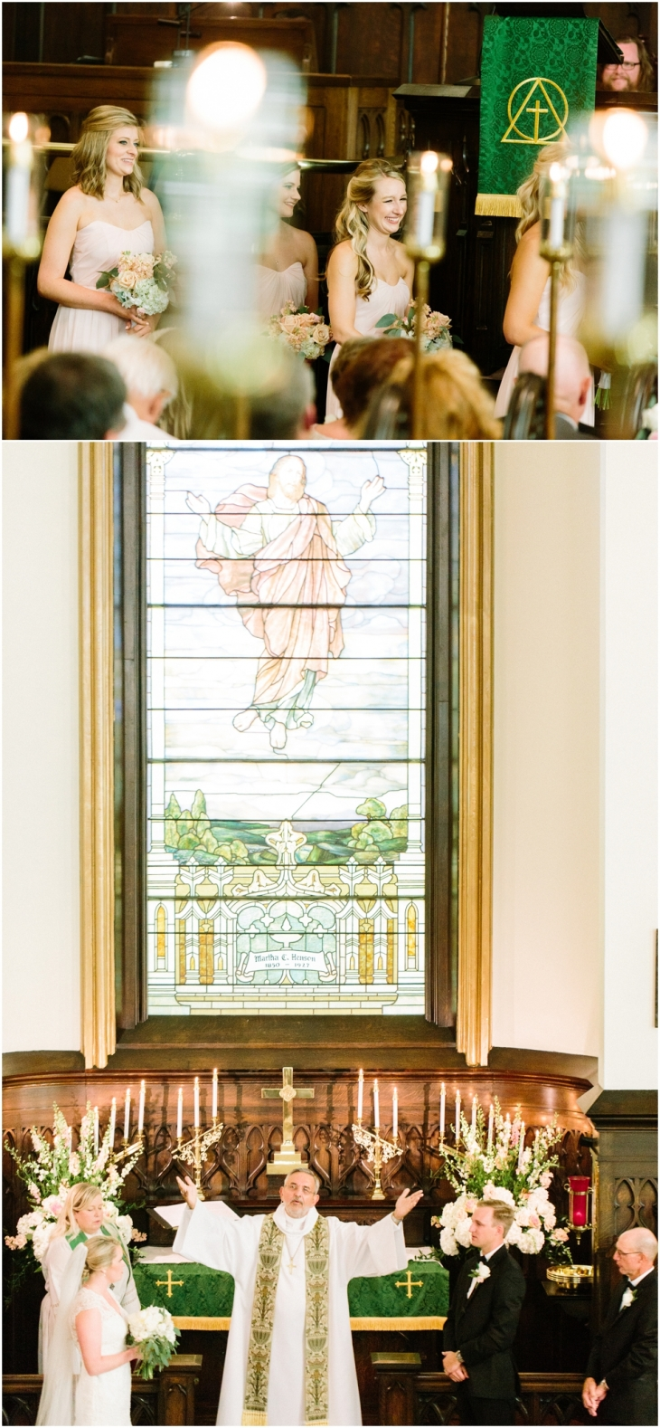 knoxville church wedding pics