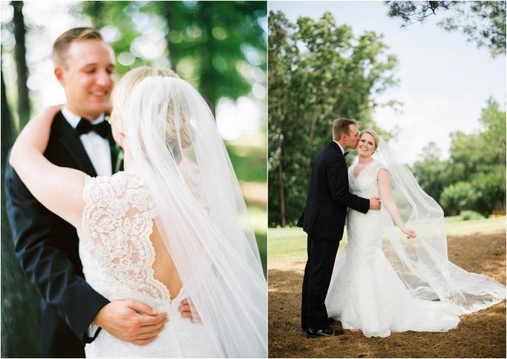 wedding at Fox Den Knoxville