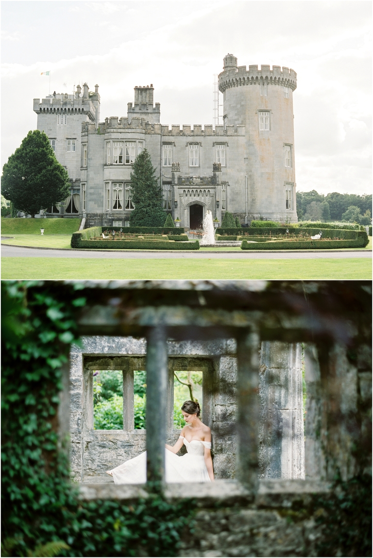 dromoland castle ireland wedding