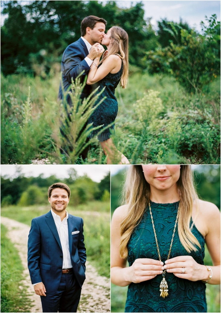 knoxville engagement photos