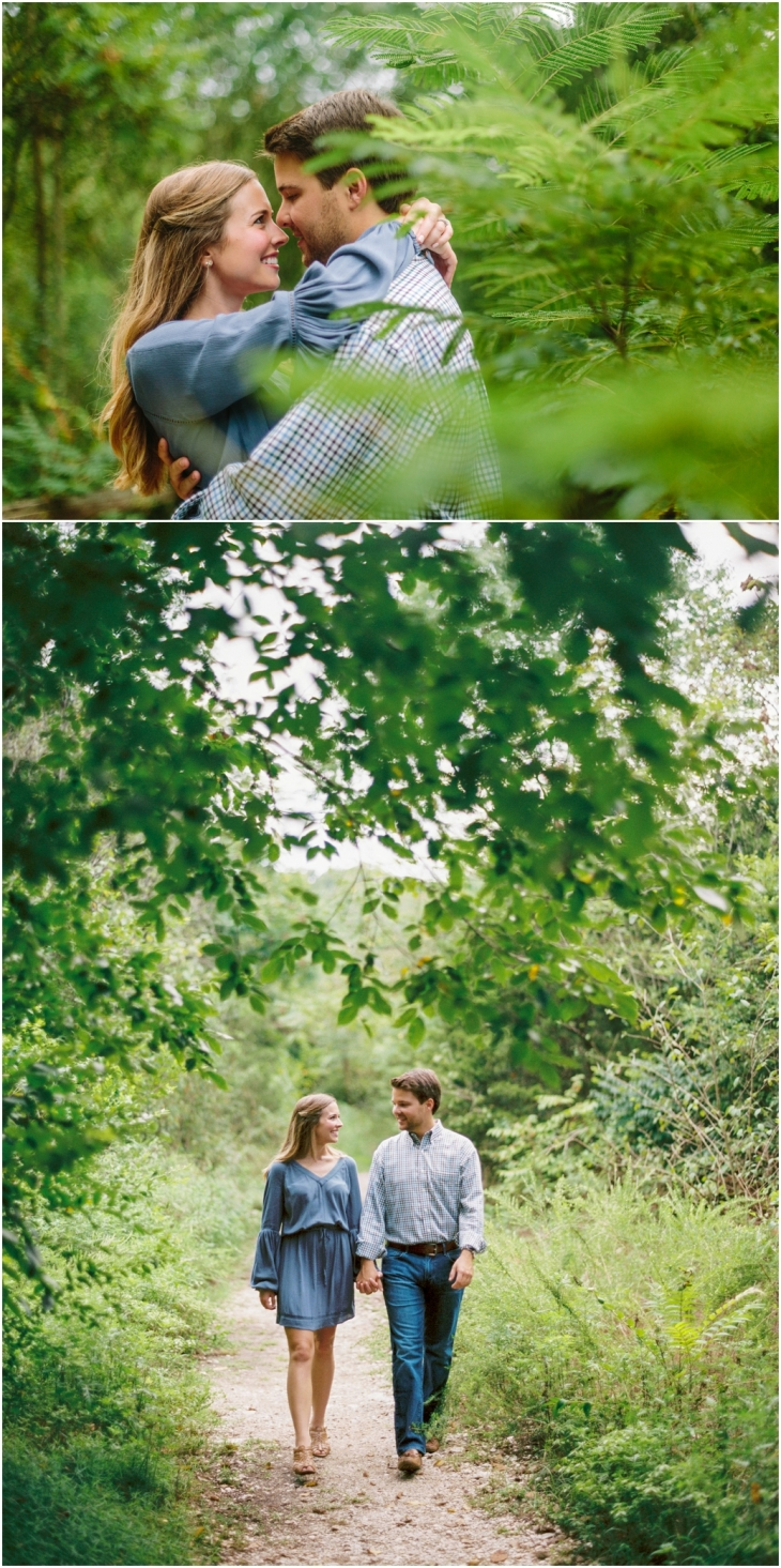 meads quarry engagement photographer