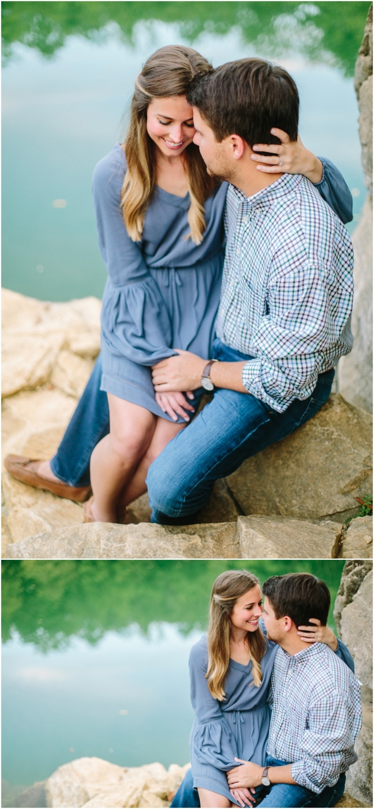 meads quarry engagement photography