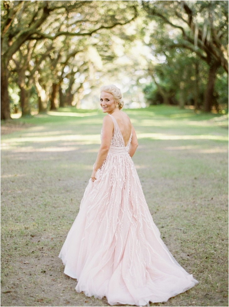 pink-wedding-gown