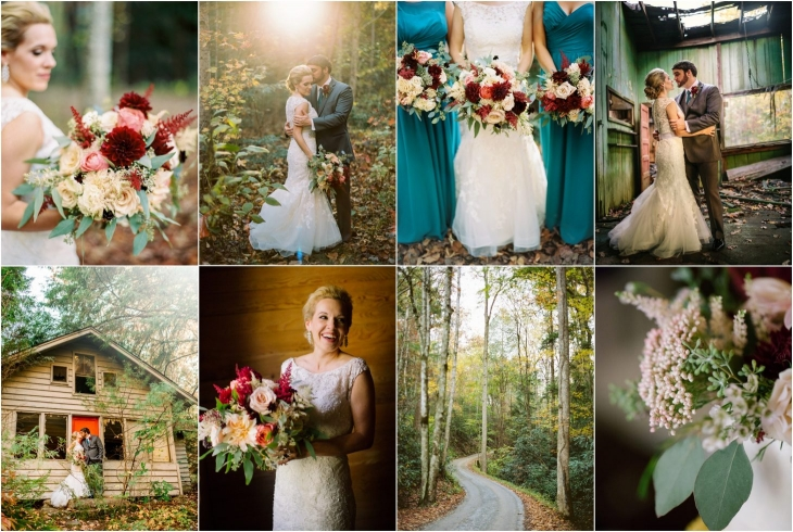 Spence Cabin Wedding in the Smoky Mountains