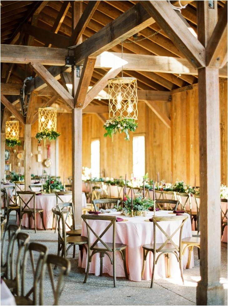 Boone Hall Cotton Dock Wedding
