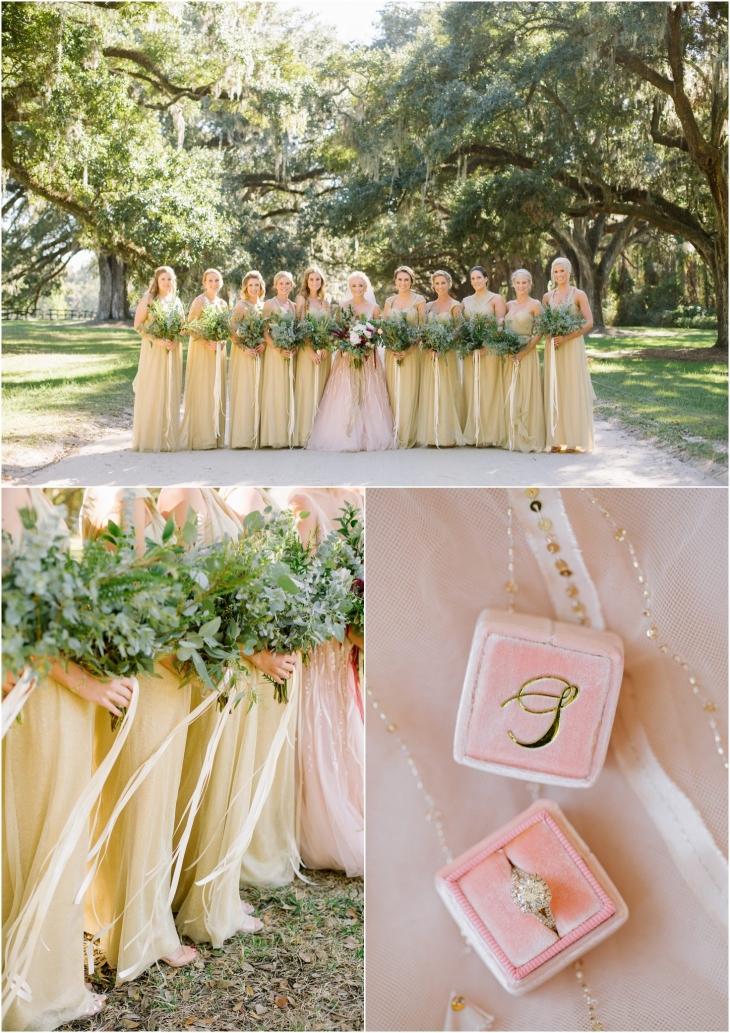 Boone Hall Plantation Wedding Photography