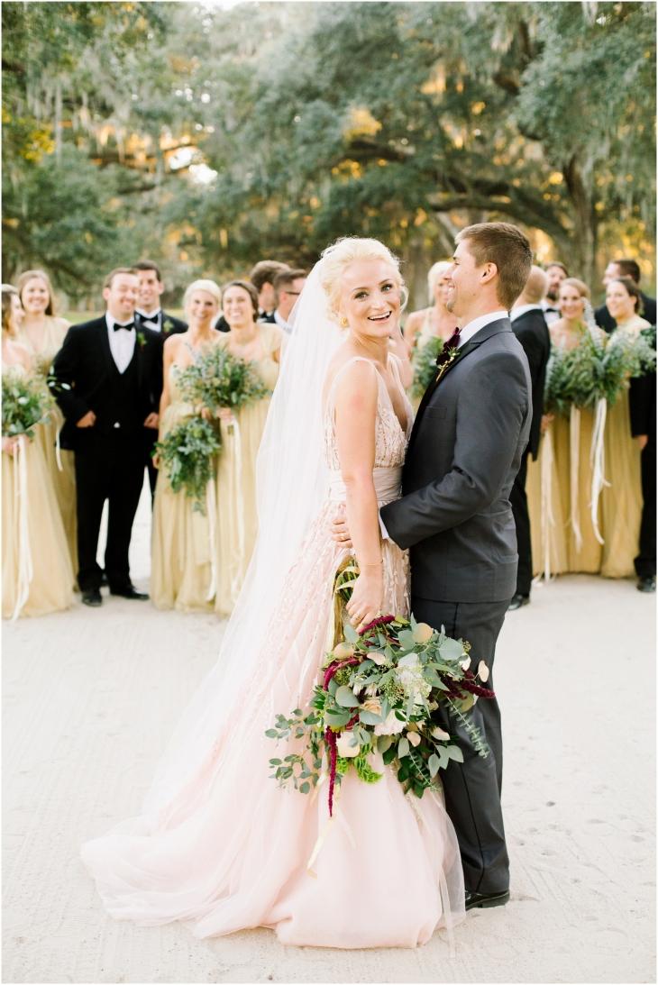 Boone Hall Plantation Wedding Photos