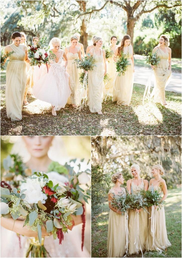 Boone Hall Plantation Wedding Pic
