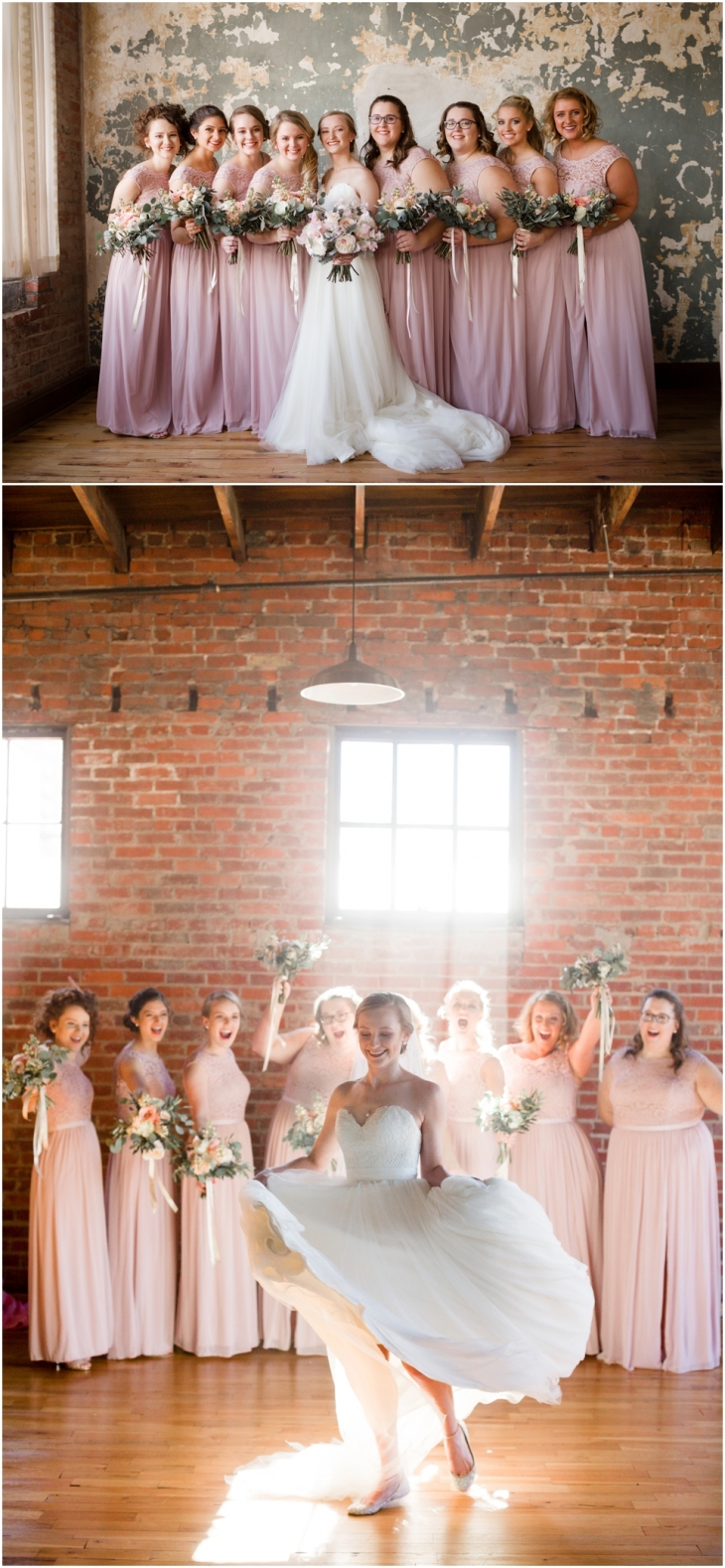 knoxville pink bride