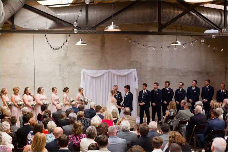 the standard knoxville wedding venue