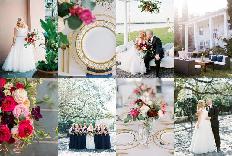 Island House Wedding Charleston