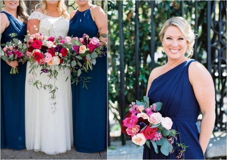 charleston bridesmaids
