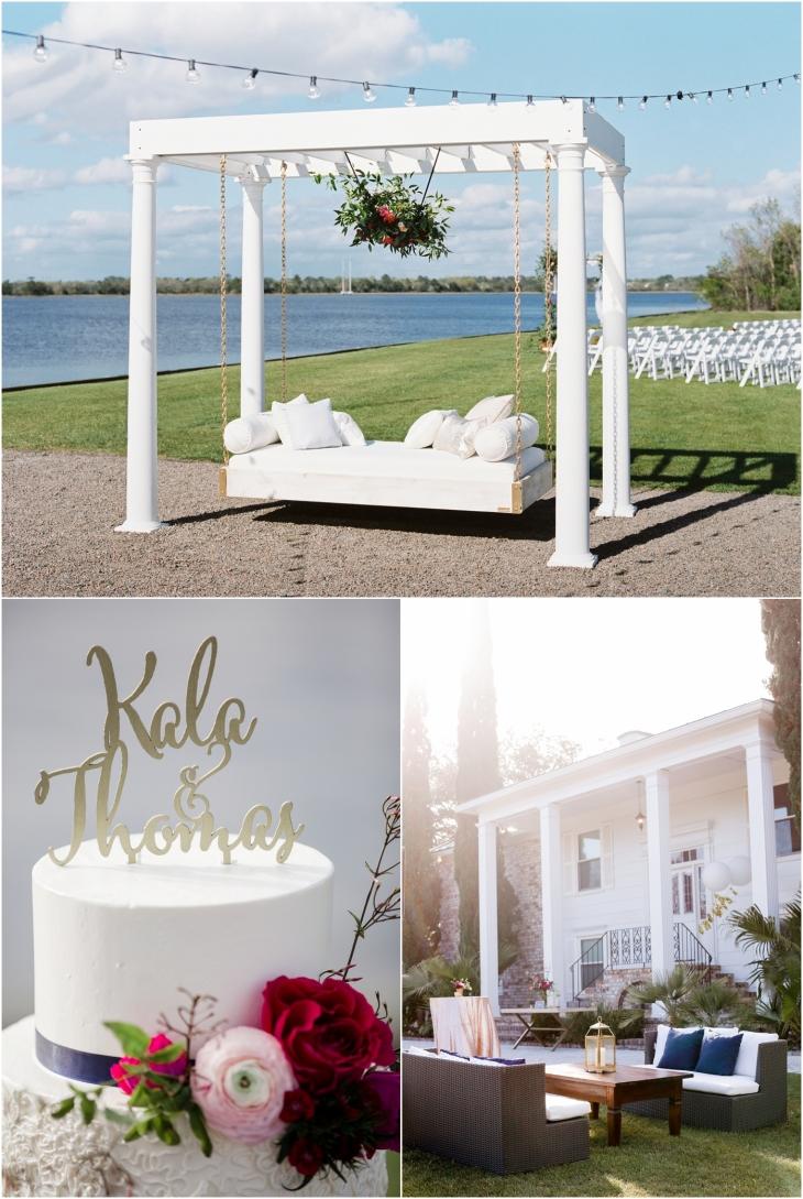 island house wedding charleston sc