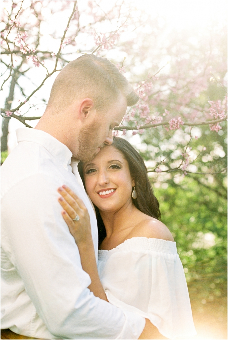 knoxville engagement photo