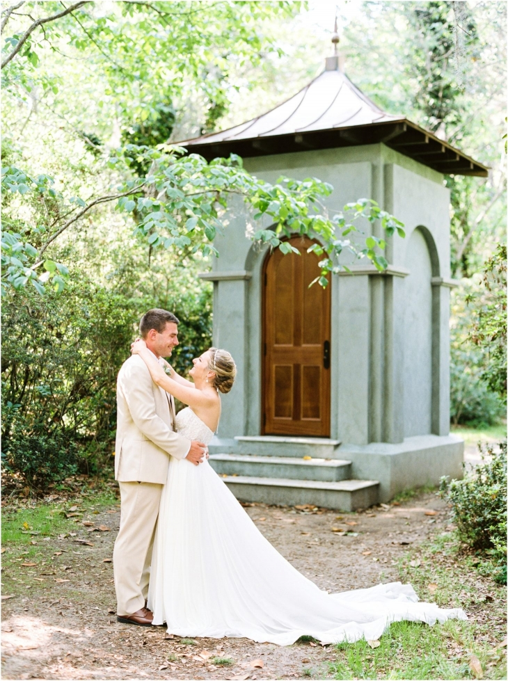 magnolia plantation destination wedding