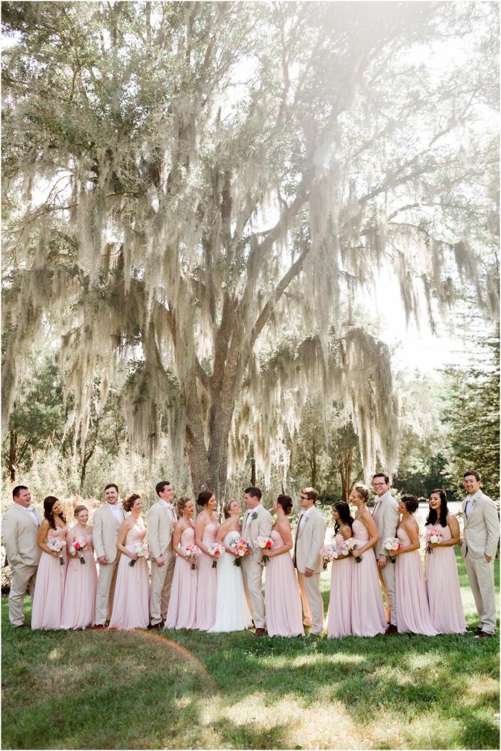 magnolia plantation wedding pictures