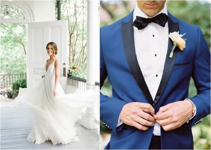 Thomas Bennett House weddings